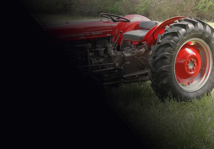 Jante tractor